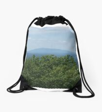 Mount Monadnock from Wachusett Drawstring Bag