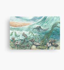 The Cambrian Canvas Print