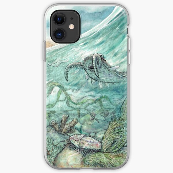 The Cambrian iPhone Soft Case