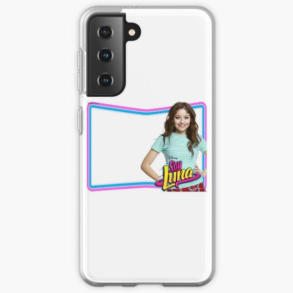 Soy Luna - Luna - Blank Label Samsung Galaxy Soft Case