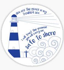 My Lighthouse Sticker Sticker