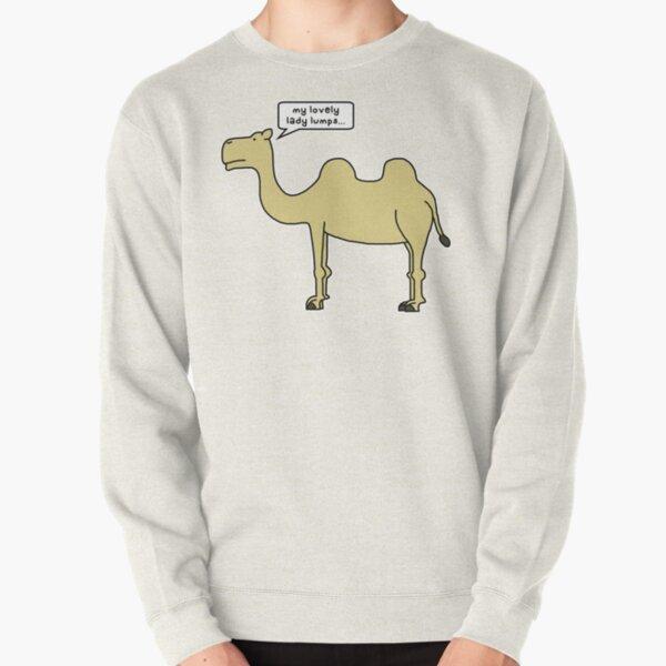 my humps, my humps Pullover Sweatshirt