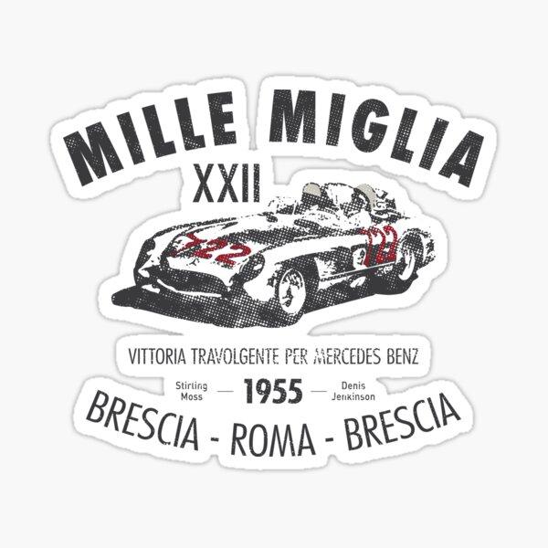 Mille Miglia 1955 Sticker