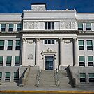 Hill County Montana Court House by Bryan D. Spellman