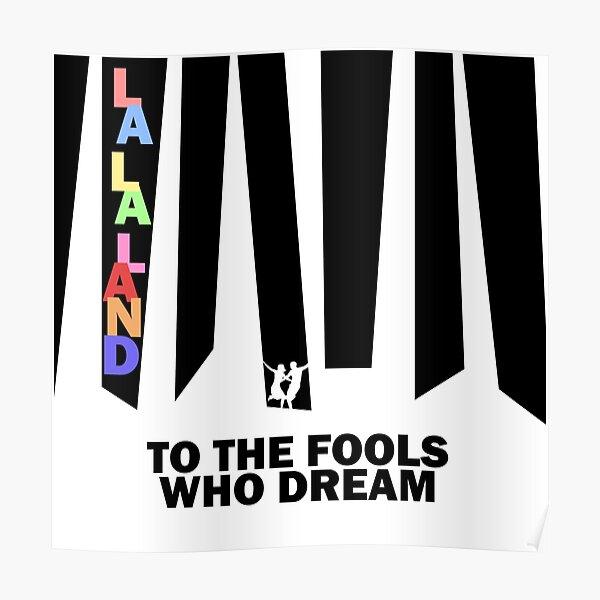LA LA LAND Poster