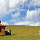The Old Farmhouse, Burra, South Australia by Adrian Paul