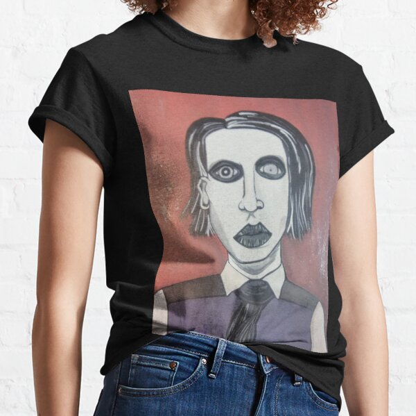 Marilyn Manson Classic T-Shirt