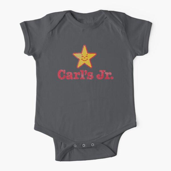 Carl's Jr Short Sleeve Baby One-Piece