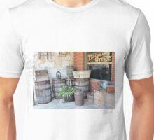 Rustic Store Front Unisex T-Shirt