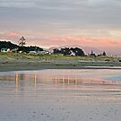 The Bright Lights of Otaki Beach by TomRaven