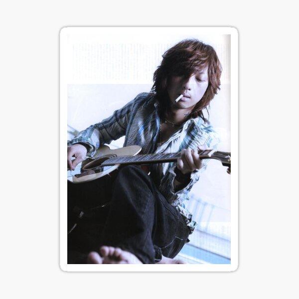 Kiyoharu Mori Sticker