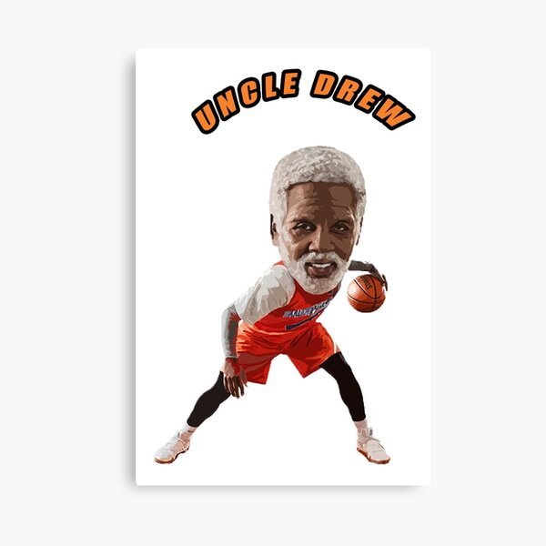 Uncle drew - kyrie Irving # 1 Canvas Print
