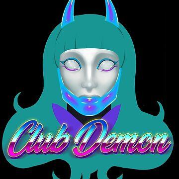 Club Demon by RileyOMalley