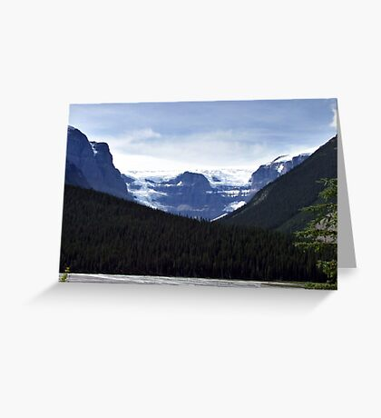 Mt. Kitchener and Friends Greeting Card