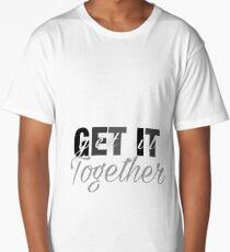 Encouragement  Long T-Shirt