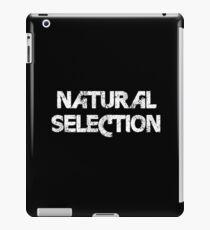 Natural selection iPad Case/Skin