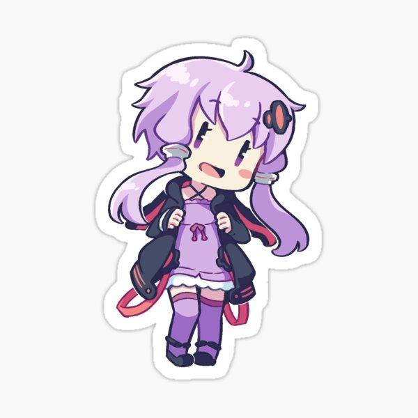 Tiny Yukari Sticker
