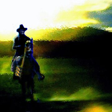 Dusk Rider by sethweaver