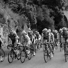 Giro d'Italia by Christine Oakley