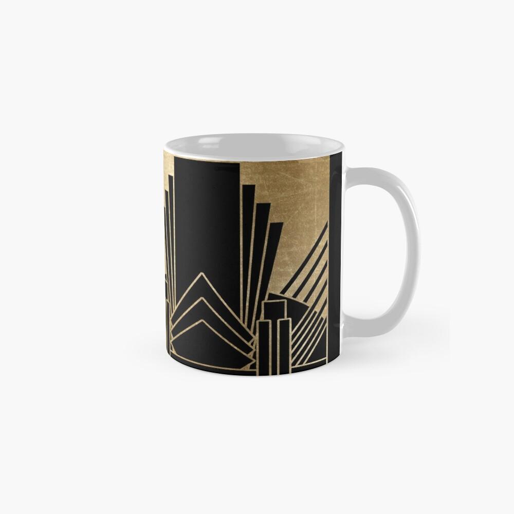 Art-Deco-Design Tasse