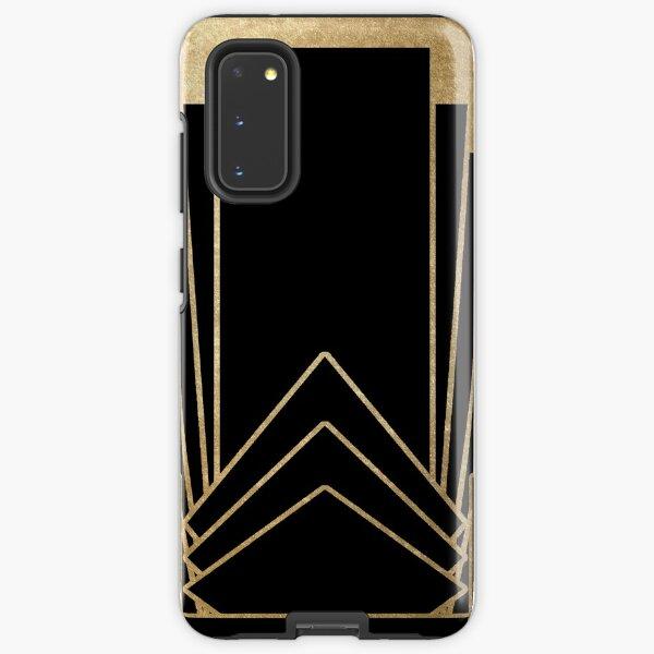 Art deco design Samsung Galaxy Tough Case