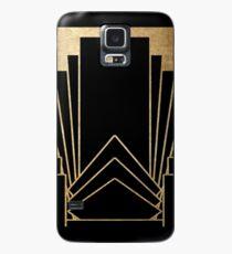 Art-Deco-Design Hülle & Klebefolie für Samsung Galaxy
