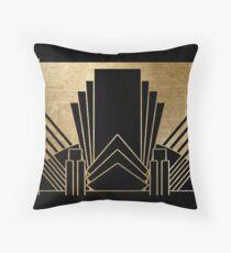Art-Deco-Design Dekokissen