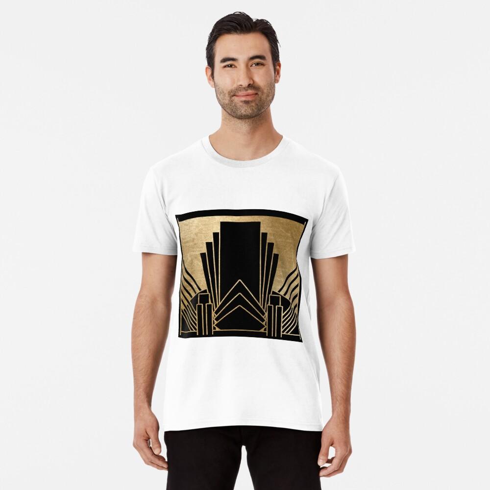 Art-Deco-Design Premium T-Shirt