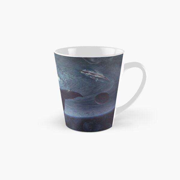 Blue Hole Tall Mug