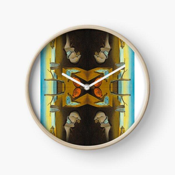 #famousplace #internationallandmark #MuseumofModernArt #DiamondDistrict #NewYorkCity #USA #yellow #painting #pictureframe #modernart #water #sky #sea #nature #illustration #animal #summer #beach Clock