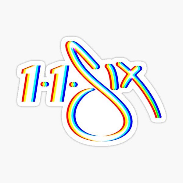 Rainbow 116 - Unashamed Sticker