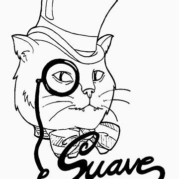 Suave Cat by Kinkyminx
