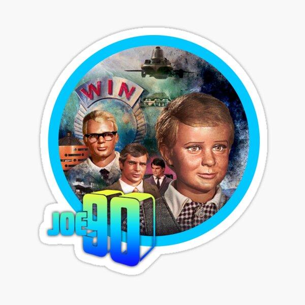 JOE 90 CIRCLE 1 Sticker