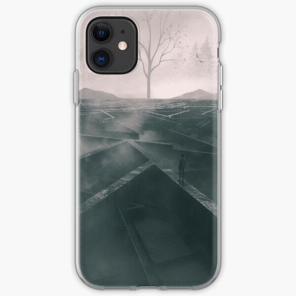The Maze iPhone Soft Case