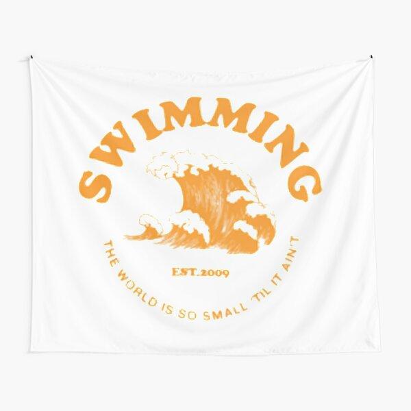 mac miller swimming Tapestry
