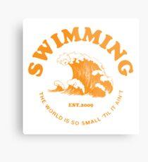 mac miller swimming Metal Print