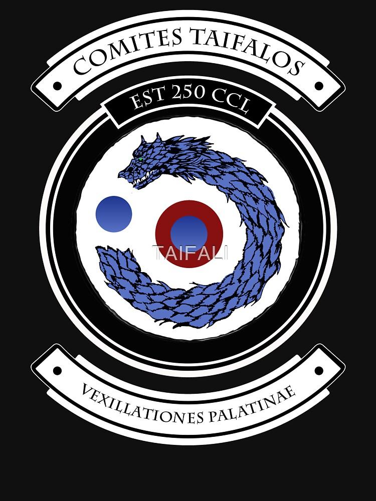 Taifalos Family Crest (Coat of Arms) by TAIFALI