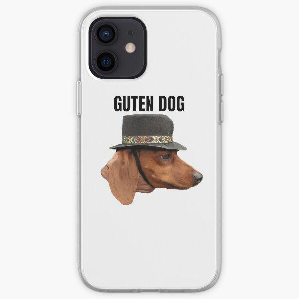 GUTEN DOG iPhone Soft Case