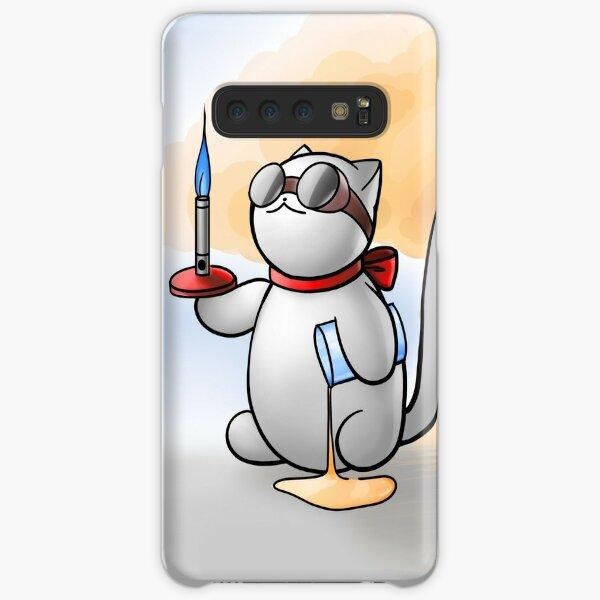 Chemistry Cat Samsung Galaxy Snap Case