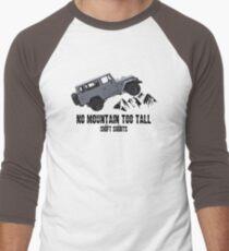 All Terrain Cruiser - J40 Inspired Baseball ¾ Sleeve T-Shirt