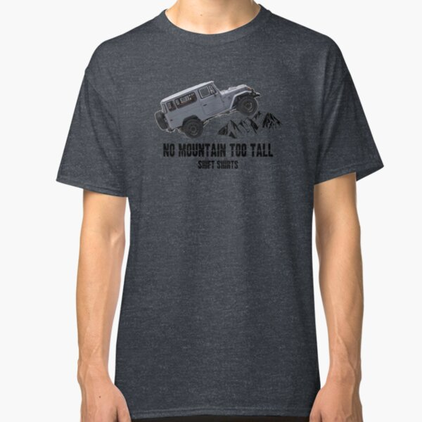 All Terrain Cruiser - J40 Inspired Classic T-Shirt