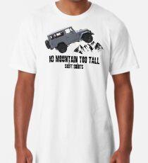 All Terrain Cruiser - J40 Inspired Long T-Shirt