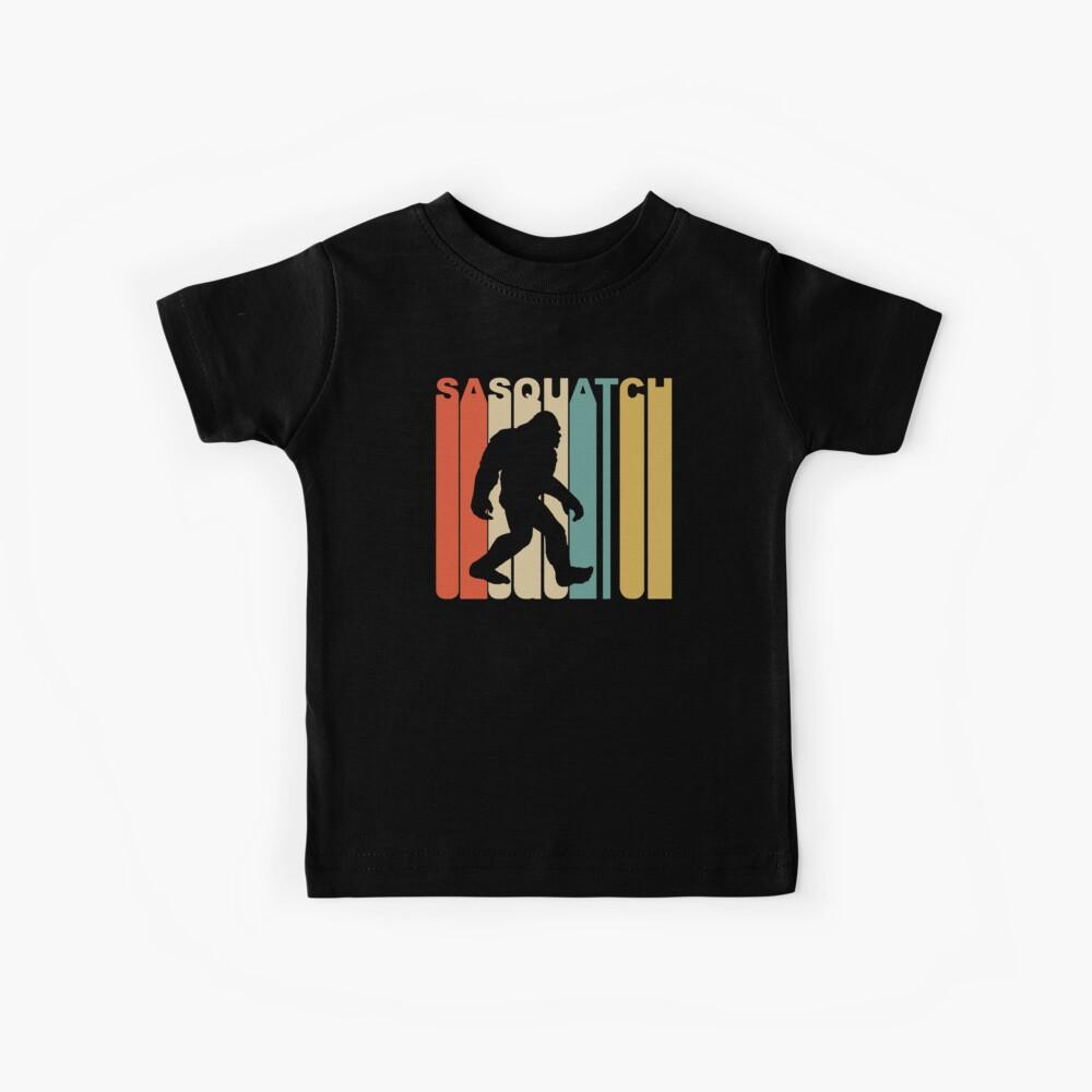 Sasquatch Kids T-Shirt