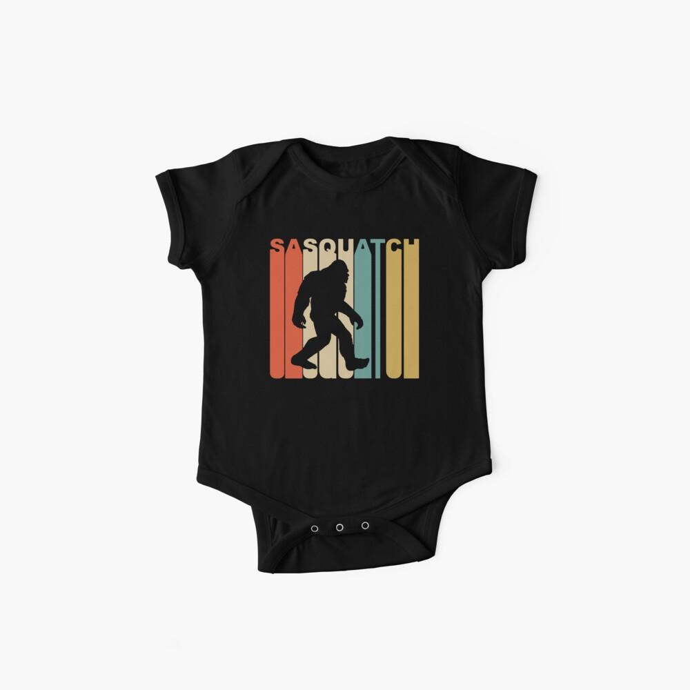Sasquatch Baby One-Piece