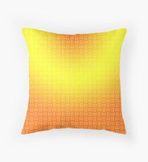 Colorful Background Throw Pillow
