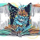 Magic open book by intueri