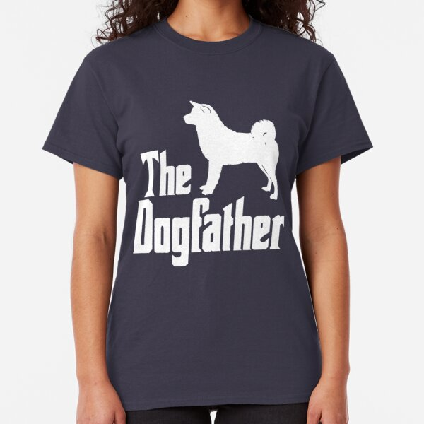 The Dogmother Greyhound Dog New Godfather Funny Birthday Gift T-shirt