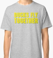 DUCKS FLY TOGETHER Classic T-Shirt