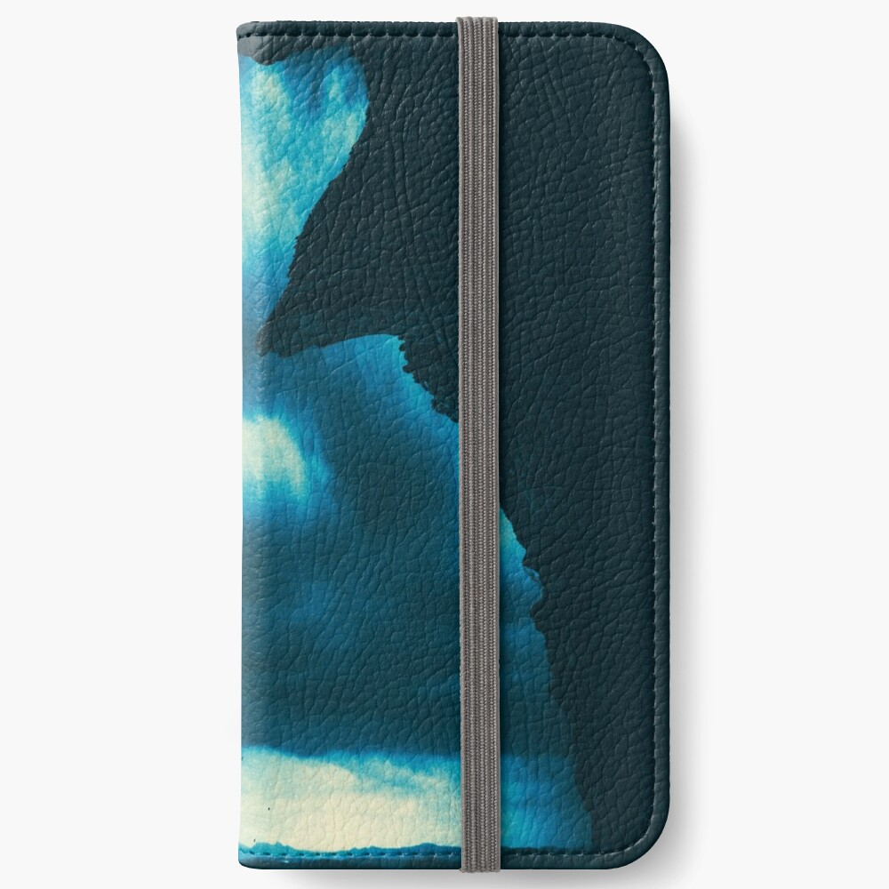 Spaces - Levitation Dream iPhone Wallet