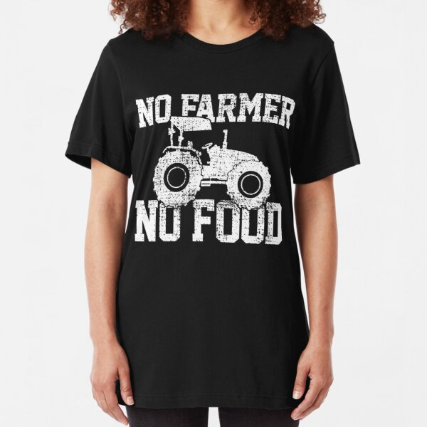 Farmer farmer farmer Slim Fit T-Shirt